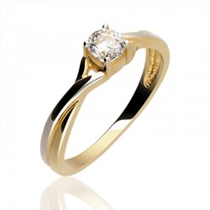 Pierścionek złoty nie tylko na zaręczyny.