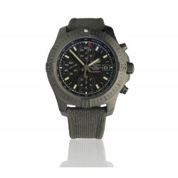 BREITLING COLT CHRONOGRAPH AUTOMATIC BLACK PVD