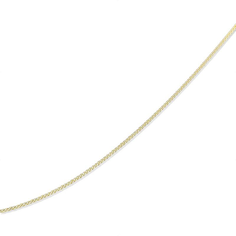 2f10bb65026c Łańcuszek tradycyjny z żółtego złota. Loading zoom