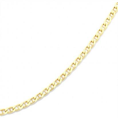 Łańcuszek złoty splot gucci.