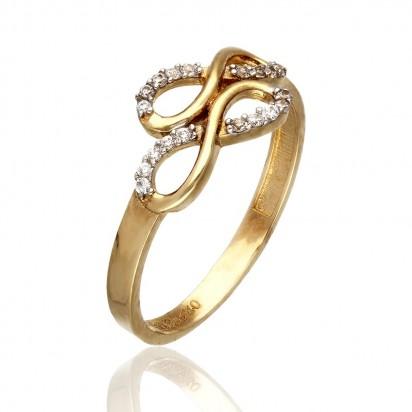 Pierścionek Złoty