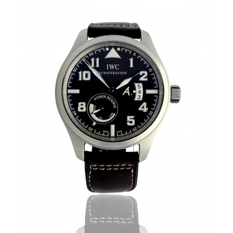 IWC SCHAFFHAUSEN PILOT AUTOMATIC SAINT EXUPERY LIMITED EDITION.